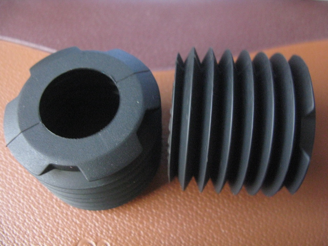 silicone part